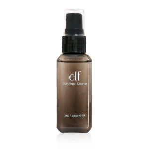 The e.l.f Daily Brush Cleanser is a great, inexpensive alternative to clean your makeup brushes.