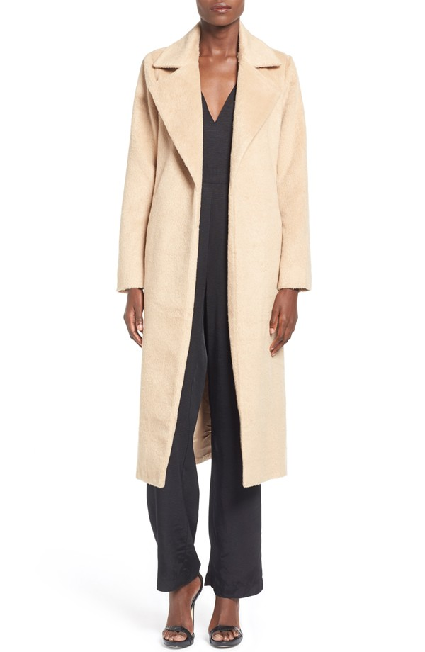 Missguided Wrap Coat
