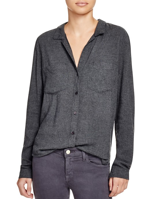 Bella Dahl Crossback Shirt